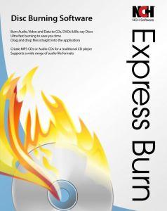 Express Burn Plus 7.10 Crack