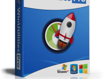 WinUtilities Professional 15.74 Crack With Serial Key 2022 Full Latest